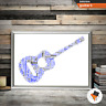 Personalised Presents Him Dad Son Uncle Grandad Guitar Christmas Gifts