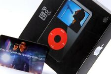  Apple iPod Classic 5th Generation U2 Video 30gb Special Mint Collector's ★★★★★