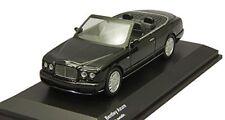 Kyosho Original KS07043A11 Bentley Azure Black 1/64 scale Metallic NEW F/S