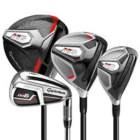 TaylorMade M6 Demo Golf Clubs 2019 Choose Club(s) - Driver, Wood, Hybrid, Irons