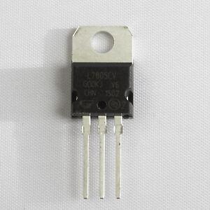 L7805 Voltage Regulator 5v Free 1st Class Postage UK Seller