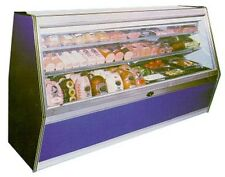 Marc Refrigeration 8' Double Duty Deli Case, Remote, NEW!