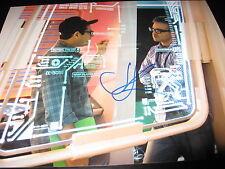 JJ ABRAMS SIGNED AUTOGRAPH 8x10 STAR TREK PROMO IN PERSON COA RARE SUPER 8 I