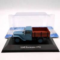 Altaya IXO 1:43 Iame Rastrojero 1952 Truck Diecast Models Toys Cars