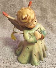 """Goebel Hummel Figurine Large Tmk6 484 """"Peace on Earth"""" 1990 Ornament"""
