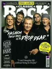 Classic Rock Magazine 234: Deep Purple, Black Sabbath, Jethro Tull etc.