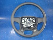 Volvo 20562477 Blue Bird 0095074 Steering Wheel, Gray 18 Inch