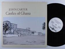 JOHN CARTER Castles Of Ghana GRAMAVISION LP NM wlp ~