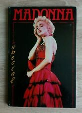 More details for madonna special 1989 vintage grandreams pop music hardback annual