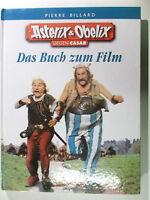 ASTERIX & Obelix gegen Cäsar  Das grosse Buch zum Film ( Ehapa , Hardcover ) Z 2