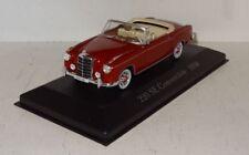 Ixo Modellauto Mercedes-Benz 220 SE Convertible 1958 1:43 De Agostini (R1_5_24)