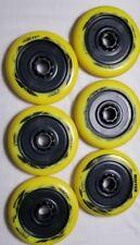 Matter Lethal X Inline Skate Wheels 125mm
