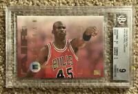 Michael Jordan 1994-1995 Skybox Emotion #100 BGS 9
