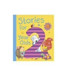 Stories for 2 Year Olds by Various Authors Book The Cheap Fast Free Post