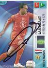Denny Landzaat Holland Panini Card WM 2006 Orig. Sign. +A37016