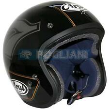 CASCO MOTO JET ARAI FREEWAY CLASSIC CAFE RACER OPEN FACE AR9930CR TG. XS