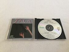 Behaviour by Saga (CD Portrait) EARLY 1985 USA DADC RK 40145 IN SMOOTH EDGE CASE