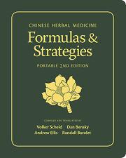 Chinese Herbal Medicine: Formulas & Strategies (Portable 2nd Edition) 0939616831