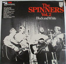 THE SPINNERS VOL 2 - BLACK & WHITE Philips International 6382 047