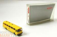 WIKING 90971 Mercedes Benz Postbus 0 302 in gelb Modell Maßstab H0 1:87 - OVP