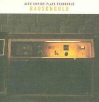 RAUSCHGOLD: ALEX EMPIRE PLAYS STAUBGOLD USED - VERY GOOD CD