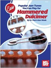 Easy Does It Hammered Dulcimer Learn to Play Present Gift MUSIC BOOK Dulcimer