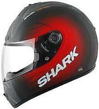Caschi rossi marca Shark per la guida di veicoli s