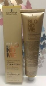 Schwarzkopf BlondMe Bond Enforcing Blonde HI-LIGHTING COOL ROSE 2.02oz.