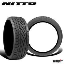 2 X New Nitto NT-GEO NeoGen 235/50R17 100W Ultra High Performance Tire