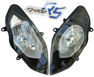 BMW R1200RS 2015-16 FRONT HEADLIGHTS GENUINE LIGHT LAMP LEFT & RIGHT SIDE #3N4N