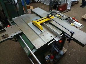 Startrite Robland K210 Combination saw, planer, thicknesser, spindle, mortiser