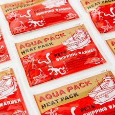 200 Stk 40h Heat Pack Heatpack Wärmekissen, shippingwarmer, Aqua pack, Aquapack