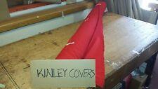 Genuine Red Anti - Tarnish Silver Cloth (By-The-Yard)