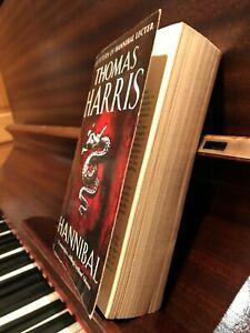 Hannibal by Thomas Harris (Paperback, 2000) Thriller