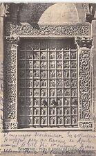 BR37146 Benevento Porta di bronzo del Duomo italy