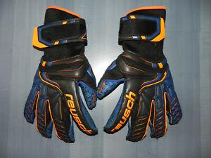 Reusch Torwart Handschuhe Attrakt G3 Fusion Herren Gr 10 NEUWERTIG