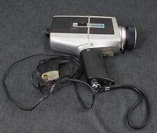 Vintage Vivitar 83 Super 8 Movie Camera W/ Zoom Lens Untested  FSH