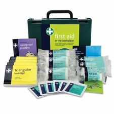 1 - 10 Person HSE Approved Workplace Home First Aid Kit Medical Safety B3zs
