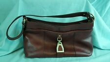 Etienne Aigner handbag Burgundy Leather Purse