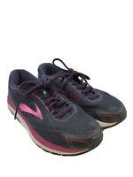 Brooks Women's Blue/Purple Dyad 9 Lace Up Running Shoes Sz 9