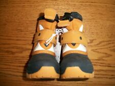 Cat & Jack Boys Brown Winter Boots Size 5 New With Tags