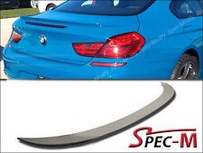 Painted M6 Look Trunk Wing Spoiler Lip For BMW F13 640i 650i M Coupe Only 2012+