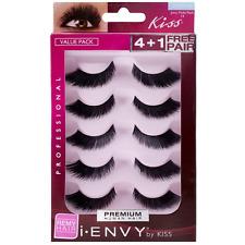 KISS I-Envy Juicy Multi Pack Juicy Volume Eyelashes 5 ea