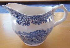 English Village by Salem China Co. Olde Staffordshire Creamer Pitcher England