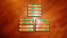 12 AAA Rechargeable Batteries for Panasonic KXTG Phones HHR-4DPA HHR-65AAABU