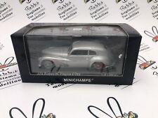 """Die Cast """" Alfa Romeo 6C Freccia D' Gold 1947 Silver """" 1/43 MINICHAMPS"""