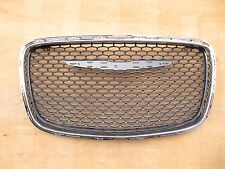 CHRYSLER 300 300C CHROME PAINTED GRILLE 2015-17 CH1200395