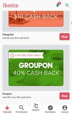 40% Groupon Cashback Offfer + More ( MAKE MONEY IN RETURN )