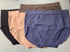 Carole Hochman Womens Panties 5 Pack Large NWOT Super Comfortable