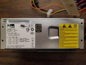 DELL AC BEL REPLACEMENT PSU TFX0250D5W 270 WATT BRONZE 80+ POWER SUPPLY PC8045